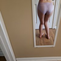 Light purple arie panty