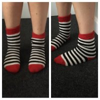 Sweaty stripes