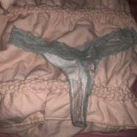 Cute wet, sex panties with ur!ne
