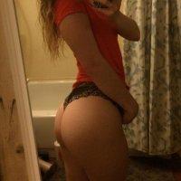Used Victoria Secret Panties