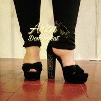 Splendide scarpe con tacco