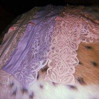 3 LACEY PANTY BUNDLE - Victoria'…