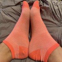 Smelly dirty socks