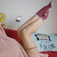 Fotos de mis piernas y pies