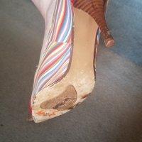 Dirty Vintage High Heels