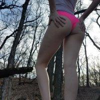 Violets Pink Panties 💓