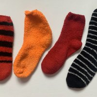 Fuzzy Sock Collection