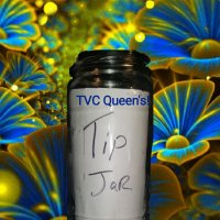 TVC Queen Tip Jar